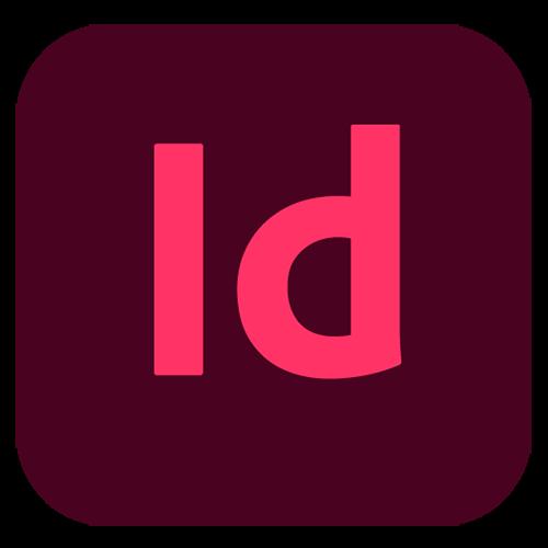 Adobe CC InDesign (12M)