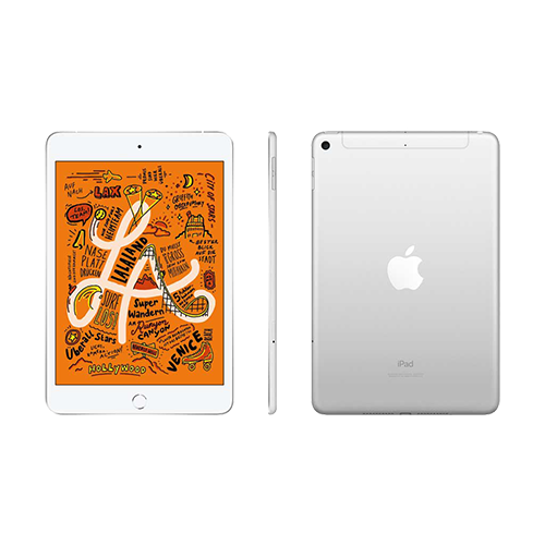 Apple iPad mini 2019 Wi-Fi + Cellular 64GB silber