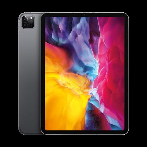 "Apple iPad Pro 2020 11"" W+C 128GB spacegrau"