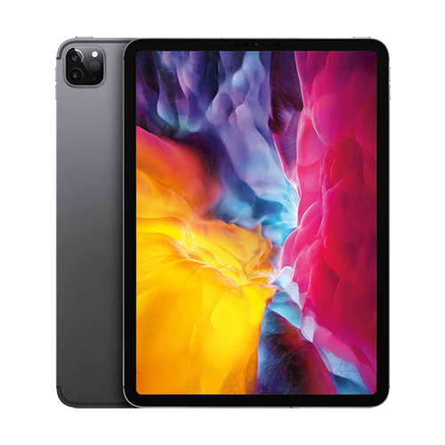 "Apple iPad Pro 2020 11"" W+C 256GB spacegrau"