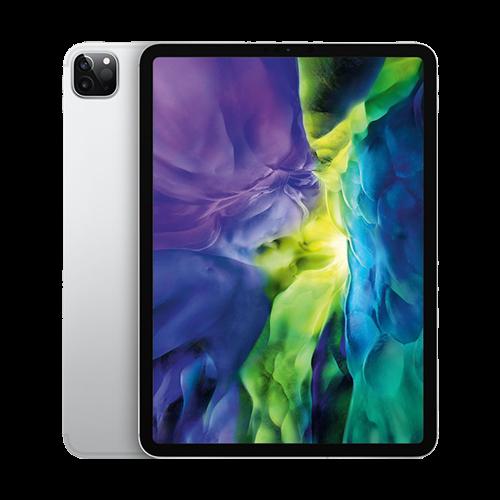 "Apple iPad Pro 2020 11"" W+C 256GB silber"