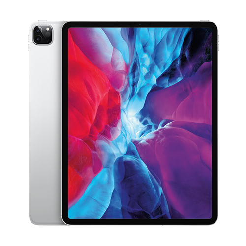 "Apple iPad Pro 2020 12.9"" W+C 256GB silber"