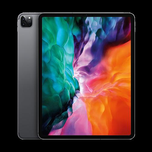 "Apple iPad Pro 2020 12.9"" W+C 256GB spacegrau"