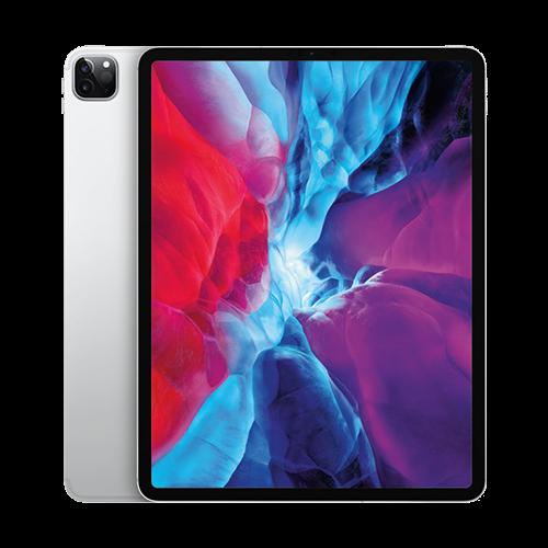 "Apple iPad Pro 2020 12.9"" W+C 128GB silber"