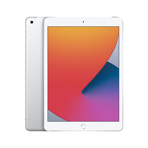 Apple iPad 2020 Wi-Fi + Cellular 128GB silber