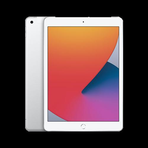 Apple iPad 2020 Wi-Fi 128GB silber