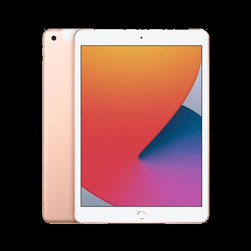 Apple iPad 2020 Wi-Fi 128GB gold