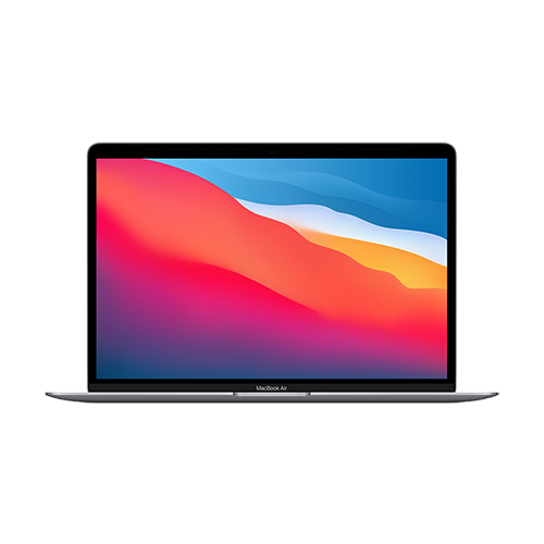"Apple MacBook Air 2020 13""/M1-8-7/256/16/spacegrau"