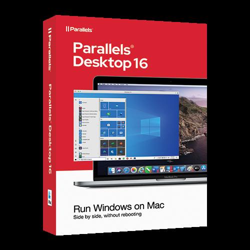 Parallels Desktop 16 dt. /Mac