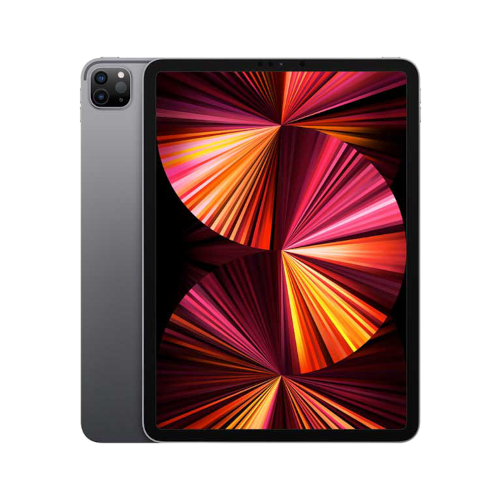 "Apple iPad Pro 2021 11"" W+C 256GB spacegrau"