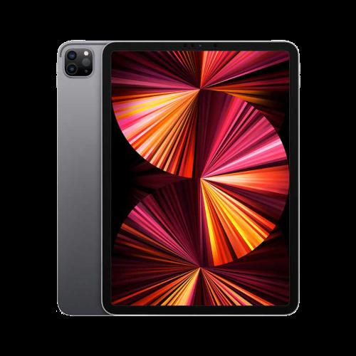 "Apple iPad Pro 2021 11"" W+C 128GB spacegrau"