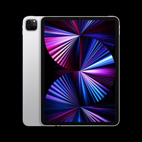 "Apple iPad Pro 2021 11"" W+C 128GB silber"