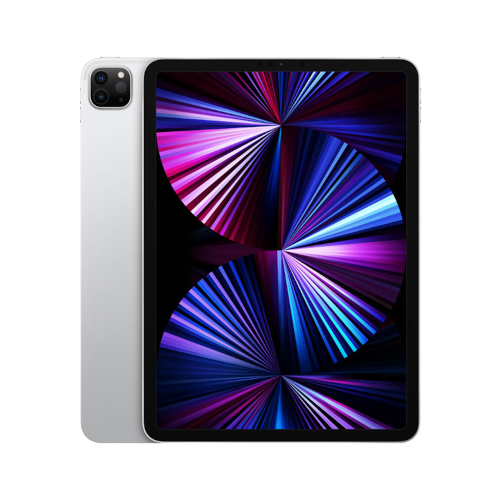 "Apple iPad Pro 2021 11"" W+C 512GB silber"