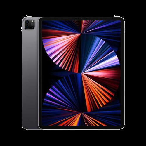 "Apple iPad Pro 2021 12.9"" W+C 128GB spacegrau"