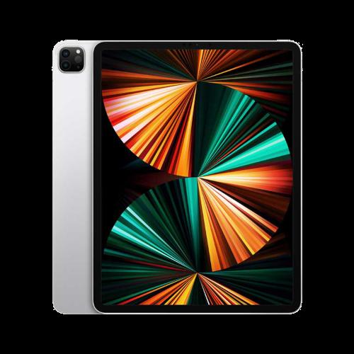 "Apple iPad Pro 2021 12.9"" W+C 256GB silber"