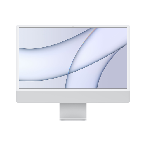 "Apple iMac 2021 24""/M1-8-8/2TB/16/TID/Num/silber"