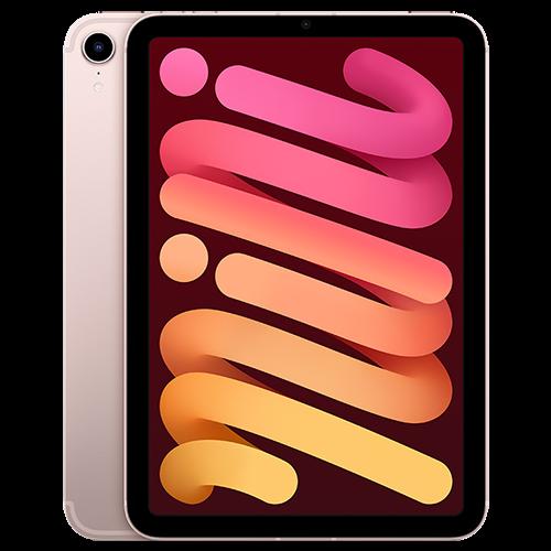 Apple iPad mini 2021 Wi-Fi + Cellular 64GB rosé