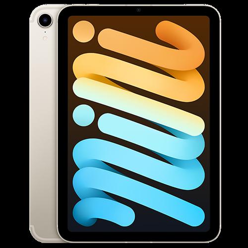 Apple iPad mini 2021 Wi-Fi + Cellular 64GB Polarstern