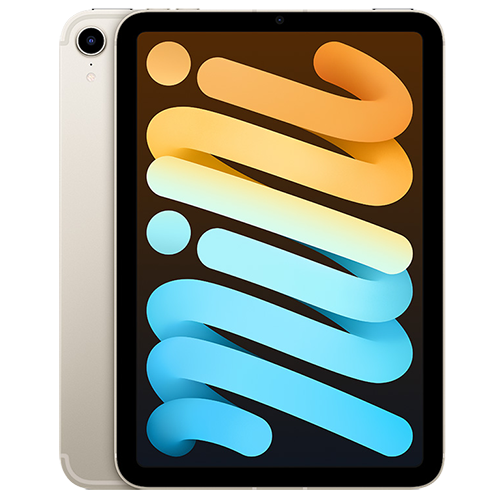 Apple iPad mini 2021 Wi-Fi + Cellular 256GB Polarstern