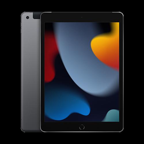 Apple iPad 2021 Wi-Fi + Cellular 64GB spacegrau