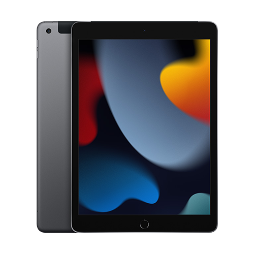 Apple iPad 2021 Wi-Fi + Cellular 256GB spacegrau