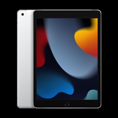 Apple iPad 2021 Wi-Fi + Cellular 64GB silber